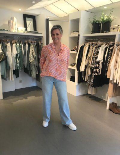 Marc Aurel blouse en Cambio Jeans