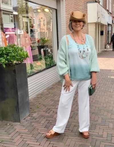 Zomeroutfit