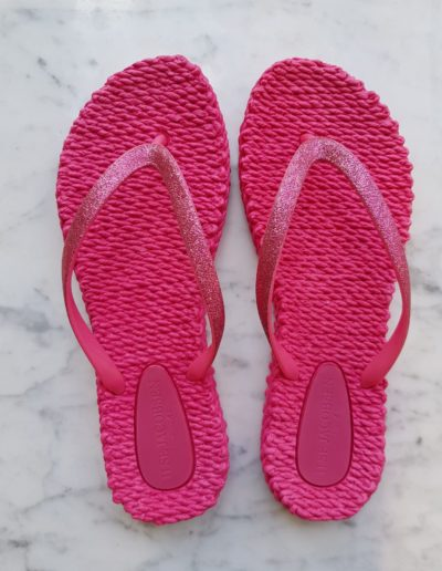 Slippers-roze